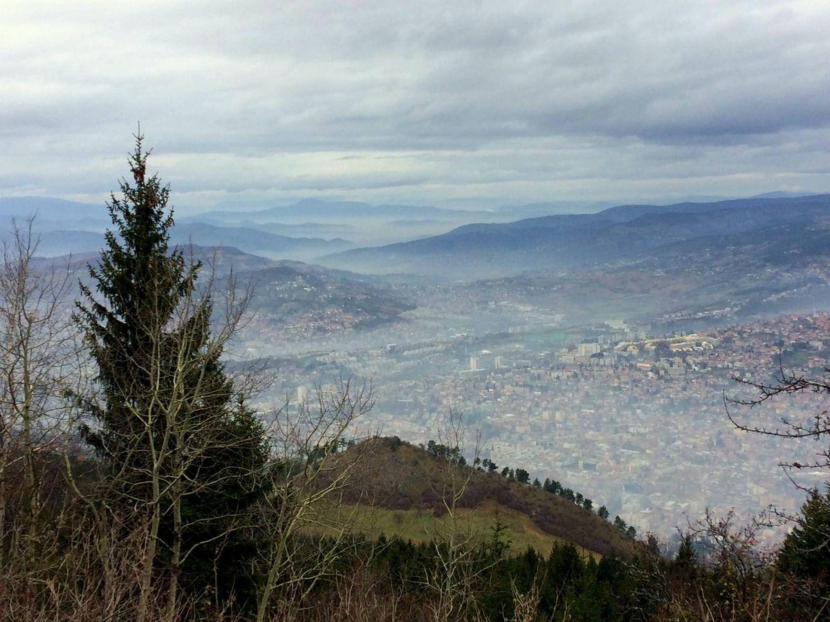 Szarajevó felvonó