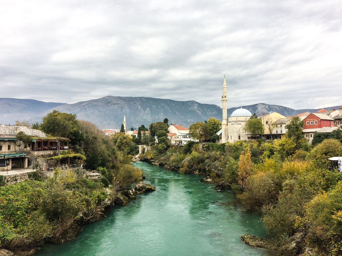 Szarajevó Mostar