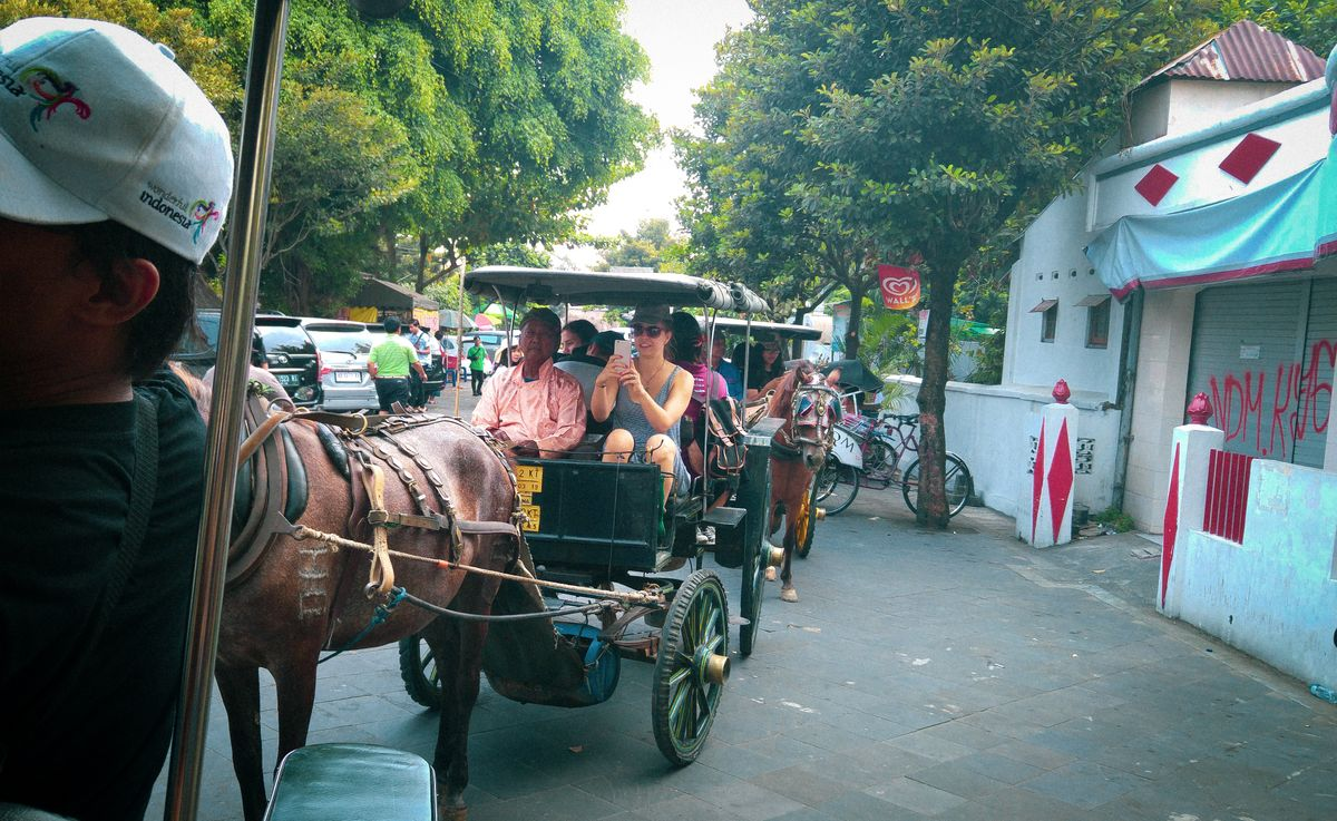 Indonézia Jogja közlekedés