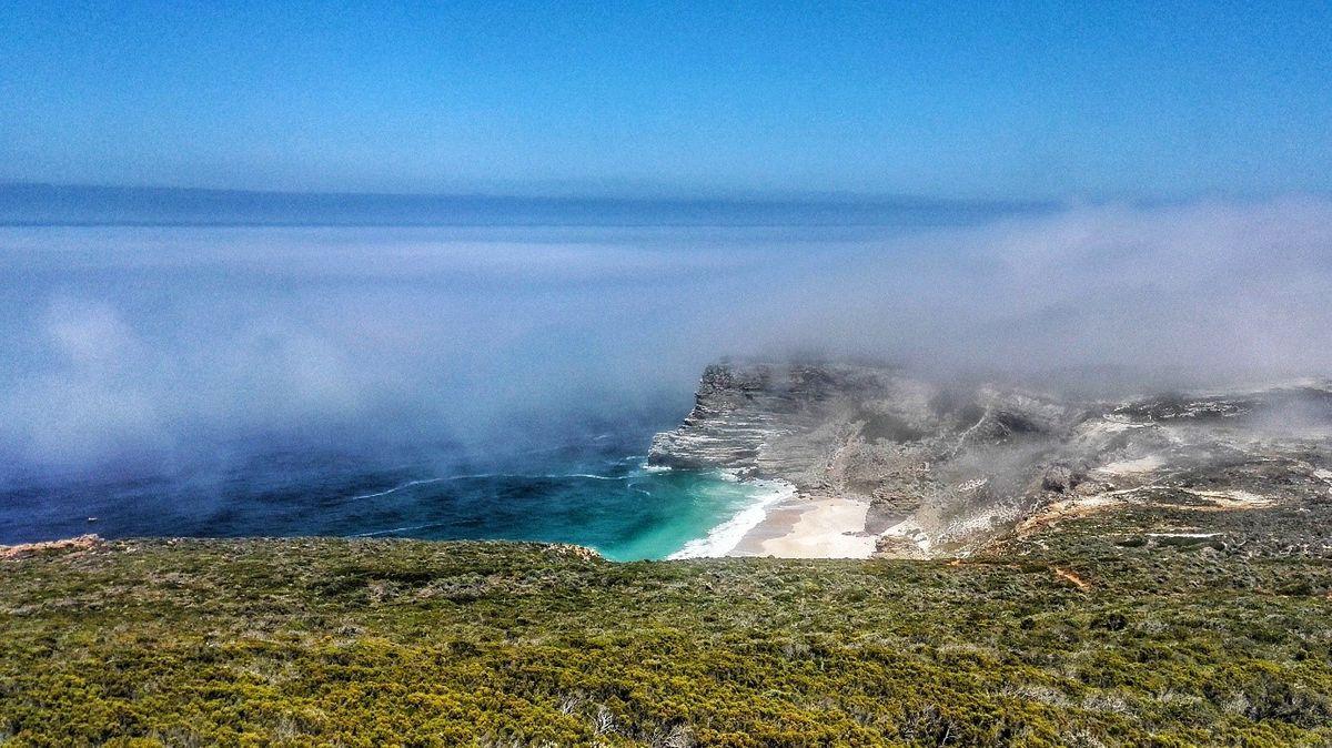 Table Mountain nemzeti park Dél-Afrikai köztársaság