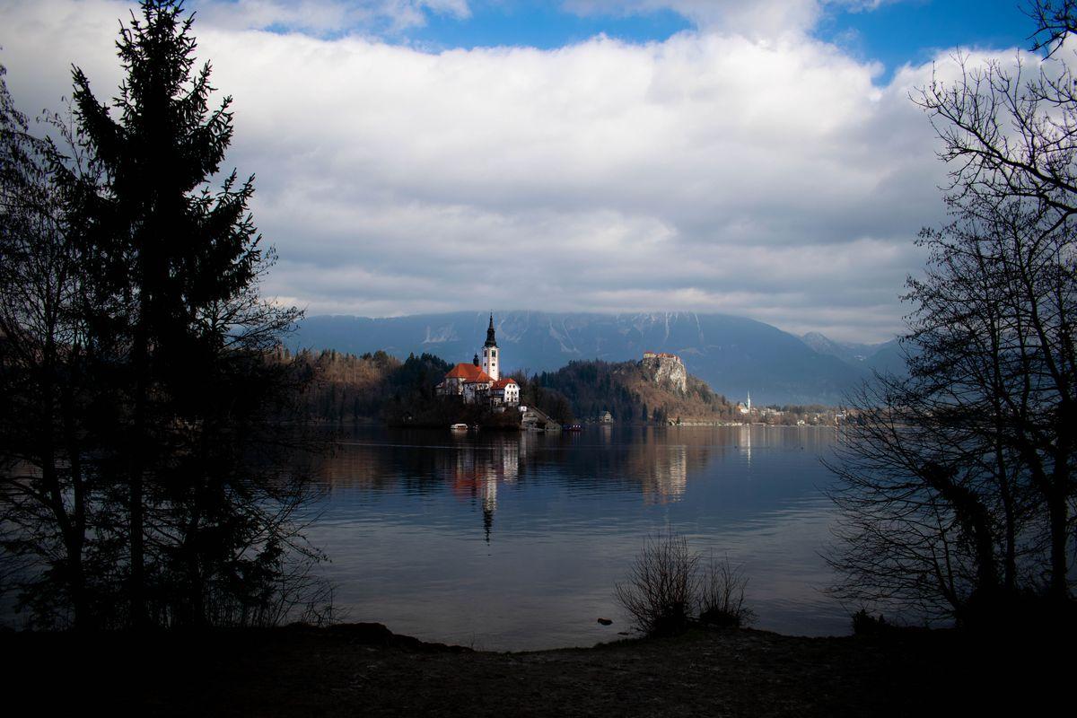 Bled-i tó